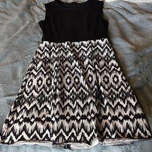 Tank top dress